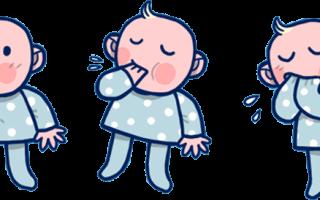 Когда ребенок прекращает сосать пальцы