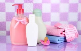 Какое мыло использовать для новорожденного