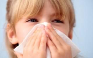Гайморит у ребенка 7 лет лечение народными средствами