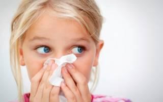 Желтые сопли и температура у ребенка причины и лечение
