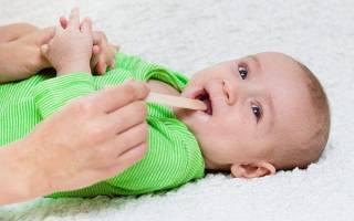 Фарингит у ребенка в год симптомы и лечение