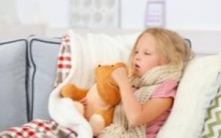 Кашель с мокротой лечение народными средствами у ребенка