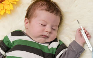 Вирусная инфекция с высокой температурой у ребенка лечение