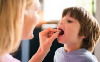Можно ли давать мукалтин детям 2 лет?