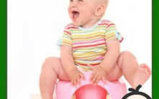 Причины появления пенистого стула у младенца