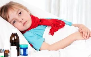 Лечение ангины у ребенка 3 лет народными средствами