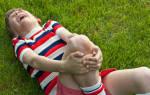 Сводит икры ног у ребенка причина и лечение