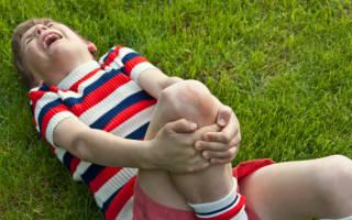 Судороги в ногах у ребенка причины и лечение