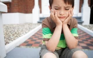 Нервный тик у ребенка 4 лет симптомы и лечение