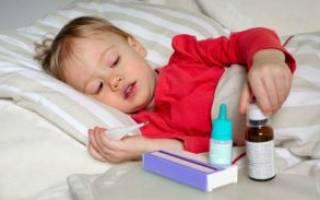 Ангина лечение в домашних условиях быстро у ребенка 6 лет