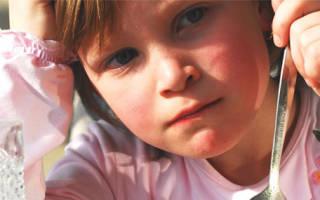 Рефлюкс у ребенка 3 года симптомы и лечение