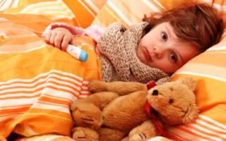 Особенности развития гриппа у детей и его возбудители