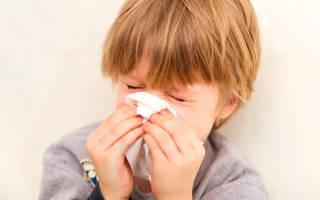 Лечение насморка у ребенка 4 лет народными средствами