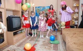 Для чего организовывать конкурсную программу для детей на дне рождения дома