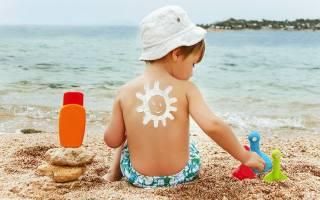Как лечить у ребенка аллергию на солнце?