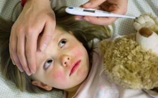 Может ли быть при аллергии температура у детей
