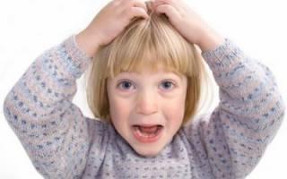 Корки на голове у ребенка 7 лет лечение