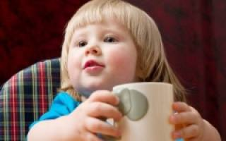 С какого возраста детям можно давать цикорий