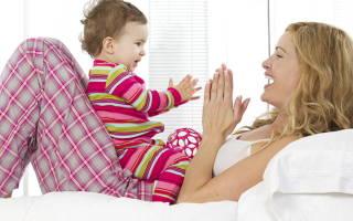 Как обучить ребенка игре в ладушке