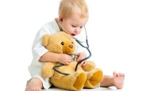 Температура после прививки адсм у ребенка