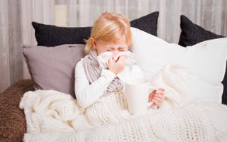 Грипп у ребенка 5 лет симптомы и лечение