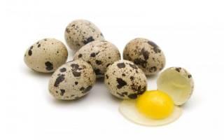 Можно ли перепелиные яйца если на куриные аллергия?
