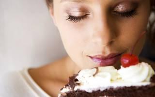 Разрешается ли сладость при кормлении грудью?