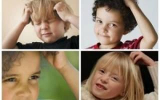 Профилактика против вшей у ребенка с длинными волосами