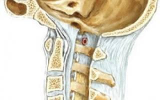 Косвенные признаки патологии шейного отдела позвоночника у ребенка лечение