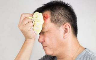 Лечение гематомы на голове после ушиба у ребенка