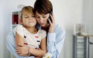 Боли в животе у ребенка в области пупка лечение причины