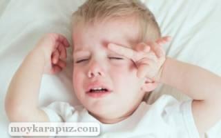Как происходит обезвоживание организма у ребенка симптомы и лечение?