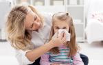 Зеленые сопли и температура у ребенка лечение доктор комаровский