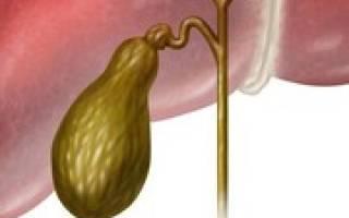 Перетяжка желчного пузыря симптомы и лечение у ребенка