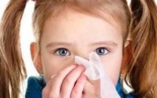 Гайморит у ребенка 4 года симптомы и лечение