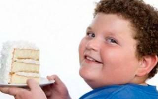 Ожирение 3 степени у ребенка 9 лет лечение