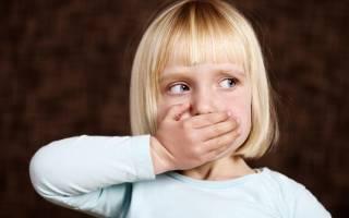 Отрыжка у ребенка 8 лет причины и лечение
