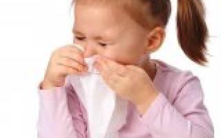 Народные средства лечения кашля и насморка у ребенка
