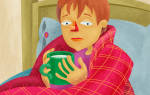 Отек в носу без насморка у ребенка лечение