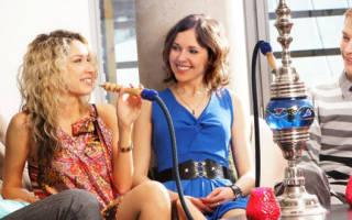 Опасность курения кальяна при лактации