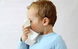 Лечение кашля у годовалого ребенка в домашних условиях