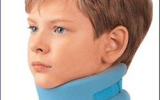 Нарушен кровоток в шейном отделе у ребенка лечение