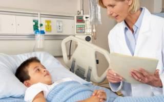 Увеличена печень у ребенка 5 лет причины и лечение