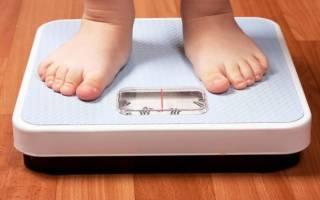 Лишний вес у ребенка 7 лет причины и лечение комаровский