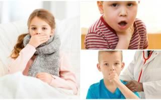 Лечение сильного кашля у ребенка в домашних условиях