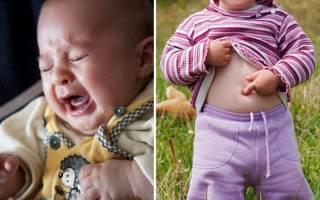Боли в животе у ребенка 10 лет причины и лечение