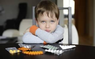 Какое противовирусное средство лучше для ребенка 3 лет для лечения?