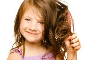 Выпадают волосы у ребенка 8 лет причины и лечение