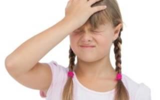 Болит голова у ребенка 13 лет причины и лечение