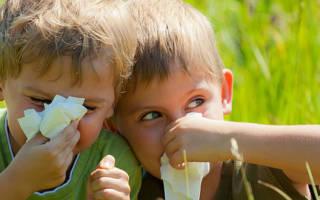 Как вылечить аллергию у ребенка быстро?